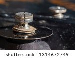 detail of a historic dusty... | Shutterstock . vector #1314672749