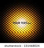 abstract vector colorful... | Shutterstock .eps vector #131468024