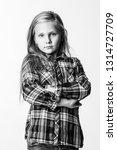 photo black and white portrait...   Shutterstock . vector #1314727709