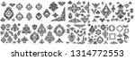 mega set of oriental vector... | Shutterstock .eps vector #1314772553