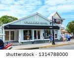 key west  florida   february 28 ... | Shutterstock . vector #1314788000
