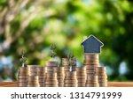 interest investment ideas ... | Shutterstock . vector #1314791999