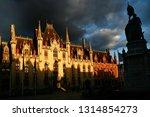bruges  belgium   october 17 ... | Shutterstock . vector #1314854273