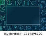 colorful horizontal frame with...   Shutterstock .eps vector #1314896120