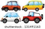 illustration of the four... | Shutterstock . vector #131491163