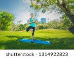 nature for life  outdoor sports ... | Shutterstock . vector #1314922823