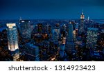 manhattan  new york   june 18 ... | Shutterstock . vector #1314923423