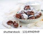 homemade chocolate cookies... | Shutterstock . vector #1314940949