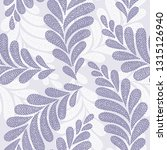 vintage embroidery floral...   Shutterstock . vector #1315126940