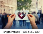 health and wellbeing global... | Shutterstock . vector #1315162130