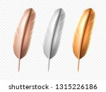 set of isolated white and... | Shutterstock .eps vector #1315226186
