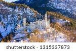 neuschwanstein  bavaria  ...   Shutterstock . vector #1315337873