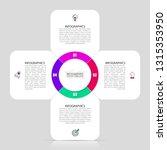 infographic design template....   Shutterstock .eps vector #1315353950