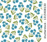 seamless pattern card with... | Shutterstock .eps vector #1315408130