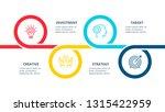 business data visualization....   Shutterstock .eps vector #1315422959