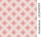 seamless geometric pink banner. ...   Shutterstock .eps vector #1315449599