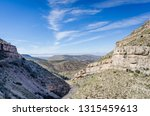 vista point in new mexico... | Shutterstock . vector #1315459613
