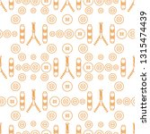seamless pattern with zipper ...   Shutterstock .eps vector #1315474439