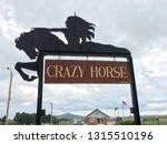 Black Hills  South Dakota  Usa...