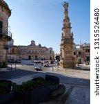 ostuni  apulia  italy   march... | Shutterstock . vector #1315526480