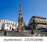 ostuni  apulia  italy   march... | Shutterstock . vector #1315526486