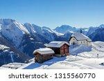 bettmeralp  switzerland  ... | Shutterstock . vector #1315560770