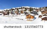 bettmeralp  switzerland  ... | Shutterstock . vector #1315560773