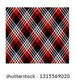 rhombus pattern  tartan plaid ... | Shutterstock .eps vector #1315569020