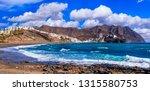 fuerteventura holidays   scenic ... | Shutterstock . vector #1315580753