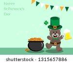 Happy St. Patrick's Day...
