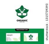 vector logo design for... | Shutterstock .eps vector #1315739393