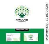 vector logo design for... | Shutterstock .eps vector #1315739606