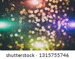 christmas and new year feast... | Shutterstock . vector #1315755746