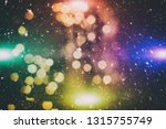 christmas and new year feast... | Shutterstock . vector #1315755749