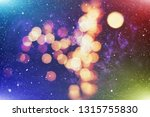 christmas and new year feast... | Shutterstock . vector #1315755830