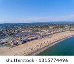 santa cruz  california.... | Shutterstock . vector #1315774496