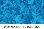 halftone grainy texture with... | Shutterstock .eps vector #1315802303