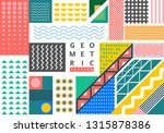 abstract bundle bright... | Shutterstock .eps vector #1315878386