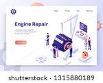 car repair service  auto...   Shutterstock .eps vector #1315880189