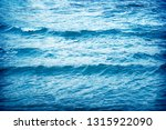 blue sea water background and... | Shutterstock . vector #1315922090