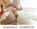 portrait of positive girl 20s... | Shutterstock . vector #1316002136