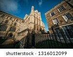 Peterborough Cathedral ...