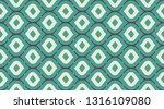 vintage pattern background. ... | Shutterstock .eps vector #1316109080