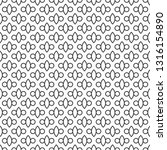 seamless pattern. simple... | Shutterstock .eps vector #1316154890