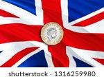 uk pound economy for business... | Shutterstock . vector #1316259980