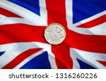 background british currency... | Shutterstock . vector #1316260226