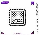 stamp vector . best modern ...