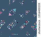 seamless vector pattern.... | Shutterstock .eps vector #1316400233