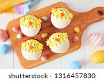 Hatching Spring Chick Cupcakes...