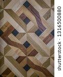 intarsie parquet as parquet... | Shutterstock . vector #1316500880